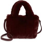 BP Faux Fur Bucket Bag