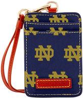 Dooney & Bourke NCAA Notre Dame Notre Dame ID Lanyard