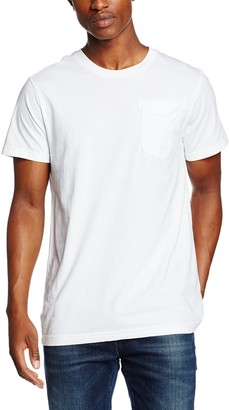 G Star Men's Classic Regular Pocket R T Short Sleeve