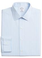 Brooks Brothers Stripe Classic Fit Dress Shirt
