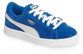 Puma Boy's Suede Ps Sneaker