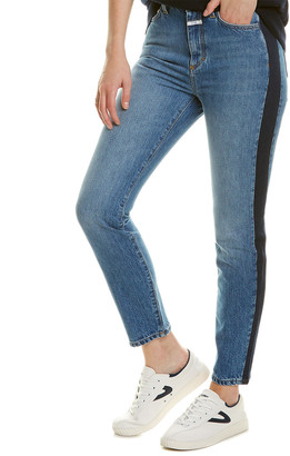 Closed Baker Blue High-Rise Skinny Leg Jean