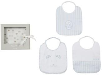 Tartine et Chocolat Cotton Bibs Gift Set (Pack of 3)