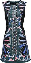 Peter Pilotto Nova printed ponte dress