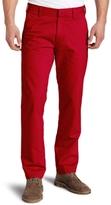 Haggar Men's LK Life Khaki Slim-Fit Flat-Front Trouser Dress Pant