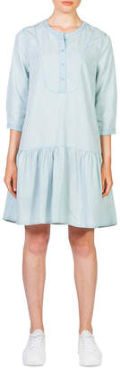 Skin and Threads Chambray dress