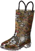 Western Chief Tractorized Light-Up Rain Boot (Toddler/Little Kid/Big Kid)