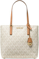 MICHAEL Michael Kors Medium Morgan Tote in Signature Print