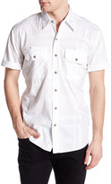 Affliction Eruption Short Sleeve Regular Fit Shirt