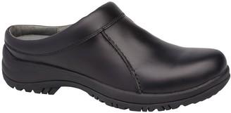 Dansko Dankso Men's Open Back Leather Slides - Wil