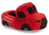 Stride Rite 'Fire Rescue' Light-Up Fire Truck Slipper (Toddler & Little Kid)