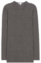 James Perse Cotton-blend Long-sleeved T-shirt