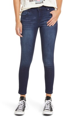1822 Denim Crop Skinny Jeans