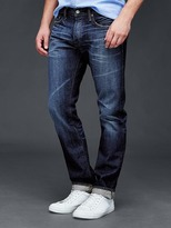 Gap 1969 Selvedge Slim Fit Jeans