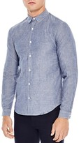 Sandro Mississippi Classic Fit Button-Down Shirt