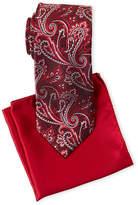 Pierre Cardin Tie & Pocket Square Set