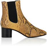 Isabel Marant Women's Danae Ankle Boots-Gold