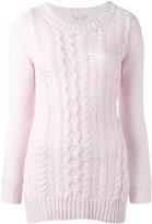 Agnona cable knit jumper - women - Cashmere - 38