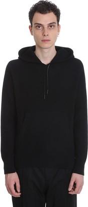 Ermenegildo Zegna Knitwear In Black Cashmere