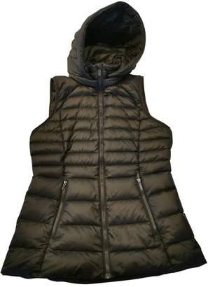 Lululemon Green Synthetic Coats
