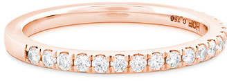 Hearts On Fire 18K Rose Gold 0.24 Ct. Tw. Diamond Cali Chic Ring