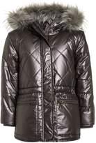 3 Pommes ROMANTIC SHADES Winter coat copper
