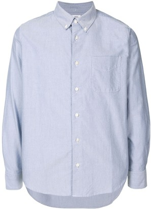 Visvim Elbow-Patch Dress Shirt