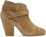 Rag & Bone Tan Suede Harrow Boots