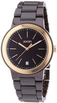JOOP! Joop Women's Quartz Watch with Black Dial Analogue Display Quartz Ceramic JP100882 °F05