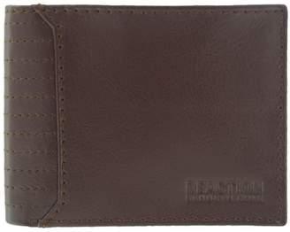 Kenneth Cole Reaction Reaction Dean RFID Leather Bi-Fold Wallet