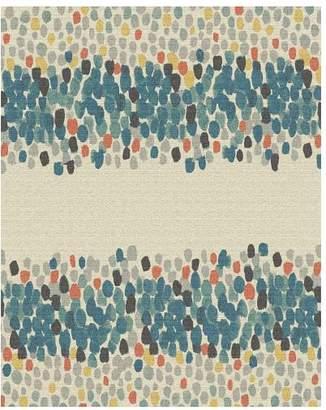 west elm Watercolor Mosaic Rug