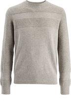 Loop Back Knit Sweater