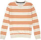 Nautica Triple Stripe Crew Sweater