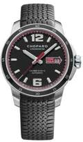 Chopard Mille Miglia GTS Power Control Automatic Stainless Steel & Rubber Strap Watch