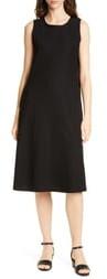 Eileen Fisher Sleeveless Swing Dress