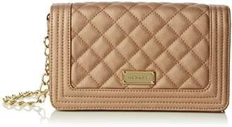 Henley Womens Monaco Shoulder Bag Pink