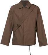 Craig Green belt detail jacket - men - Cotton/Nylon/Polyester - S