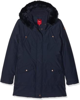 S'Oliver Girl's 73.710.52.7998 Regular Fit Long Sleeve Jacket