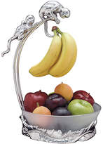 Arthur Court Monkey Banana Hanger & Fruit Bowl