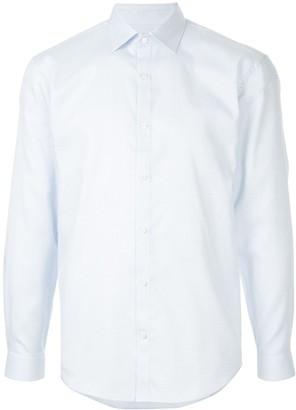 Cerruti pointed collar shirt