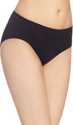 Bali Women's Microfiber Hipster - black - Medium
