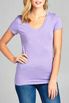 Active Basic V-Neck Basic T-Shirt