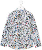 Paul Smith spot print shirt - kids - Cotton - 2 yrs