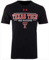 Under Armour Men's Texas Tech Red Raiders Charged Cotton T-Shirt