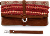 Toms Amber Embroidered Mix Avalon Clutch