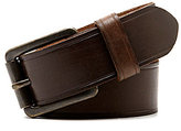 Johnston & Murphy Men's Burnished Roller Belt