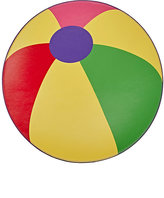 Lisa Perry Beach Ball Vinyl Placemat