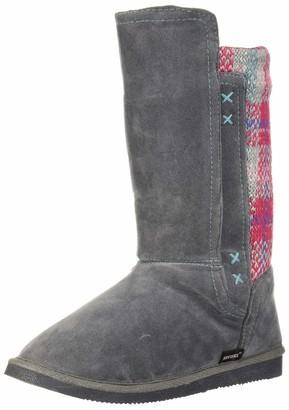 Muk Luks Girls Stacy Boots Fashion