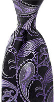 Murano Total Paisley Traditional Silk Tie