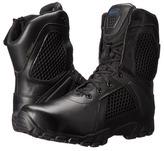 """Bates Footwear 8"""" Strike Side Zip"""